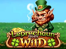 leprechaun goes wild